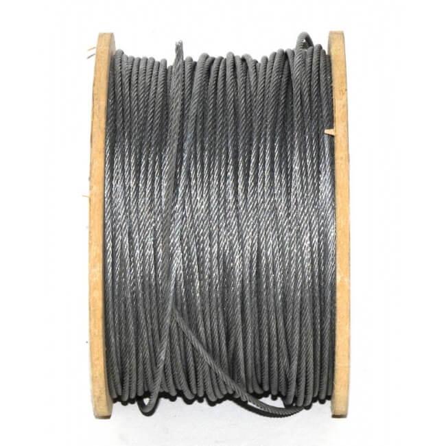 Ehg distribuciones cables de acero de 4mm de 6x7 1 - Cables de acero ...