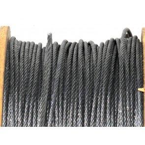 Cables de Acero de 2mm 1x19