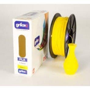 Filamento Pla para Impresora 3d DE 1.75mm Por Kg Grilon3 Color amarillo