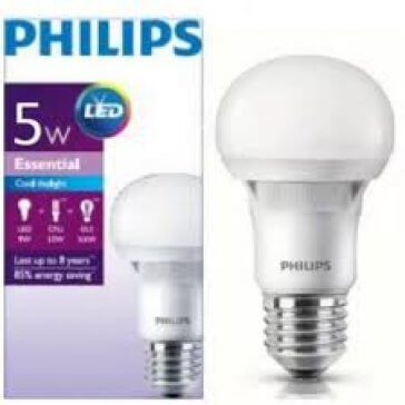 LAMPARA DE LED PHILIPS ESSENTIAL PROXIMAMENTE !!!!