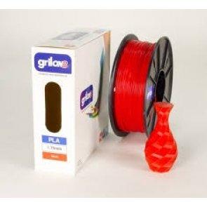 Filamento Pla para Impresora 3d DE 1.75mm Por Kg Grilon3 ROJO