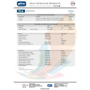Filamento Pla para Impresora 3d DE 1.75mm Por Kg Grilon3 Varios  Colores